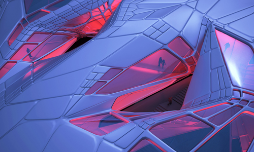 architecture bionic emergent
