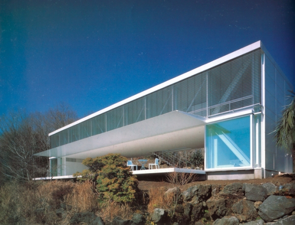 Picture Window House - Izu Shizuoka Japan 2002